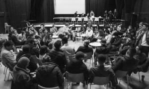 débat à la Cité Modèle