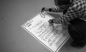 Ateliers espace public: jeunes entre autonomie et contrôle